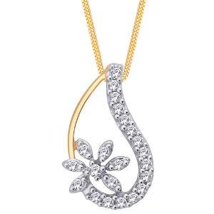 Gold pendants with diamond kankai jwellers asmi diamond gold pendant adp00684 medium9b1c815fb9303e7a50e678059e734fce aloadofball Choice Image